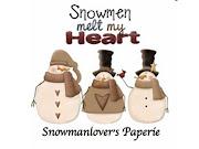 Snowman Paperie