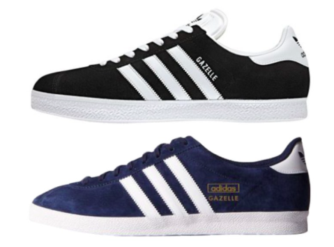 the latest c080e b39e2 Adidas plans for the Gazelle OG, among other sneakers, to make a splash  this summer. And make a splash it will. With its clean and classic look, ...