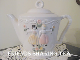 """FRIENDS SHARING TEA"" BLOG PARTY ON WEDNESDAY"