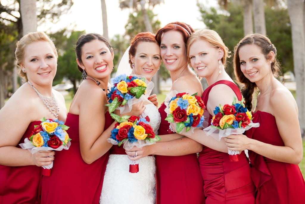 Beautiful Yellow And Red Wedding Gallery Styles Ideas 2018
