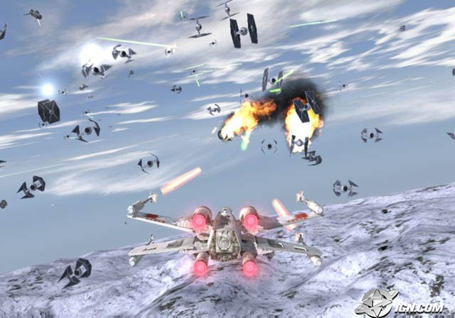 Star wars rogue squadron iii rebel strike download pc game