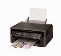Epson WorkForce WF-2510 Printer Scanner Driver Free Download