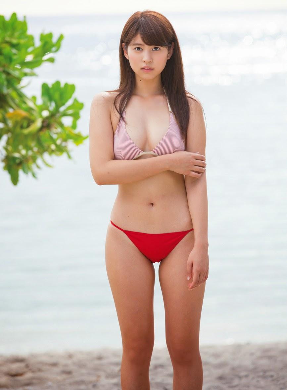 Người đẹp Rima Nishizaki gây sốt thân hình đẹp miễn chê 1