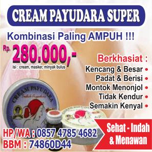 Cream Payudara Super