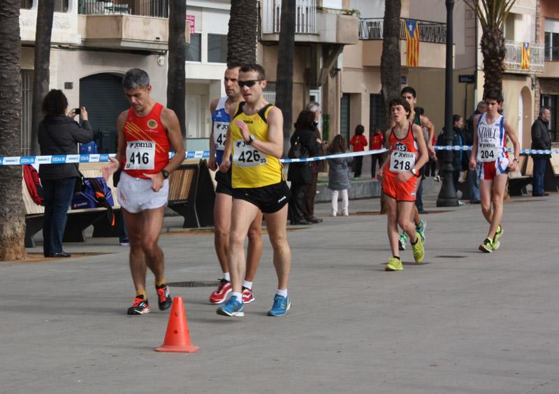 David Cervelló en Badalona'13 5km.m.