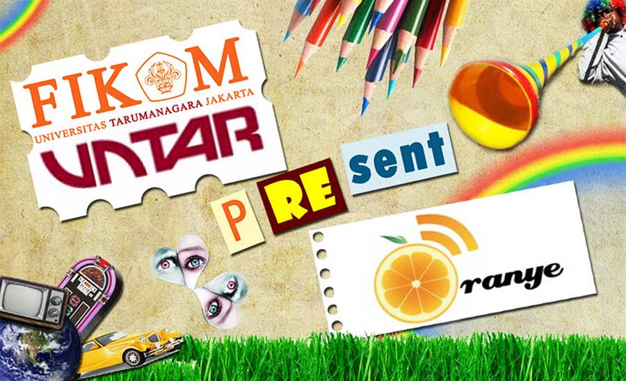 Oranye Media Online Fikom Untar