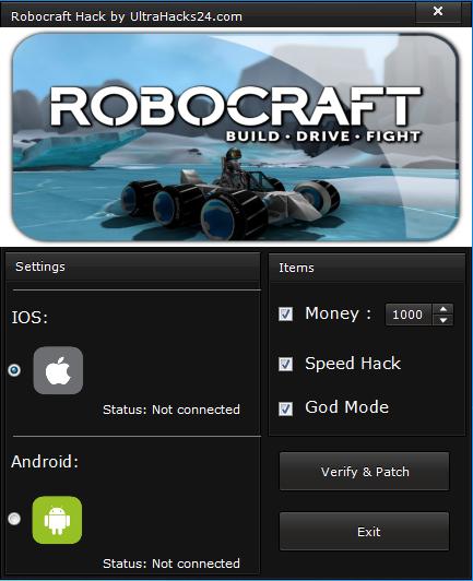 RoboCraft Herramientas Hack Trucos y Codigos | Spanyol Trick