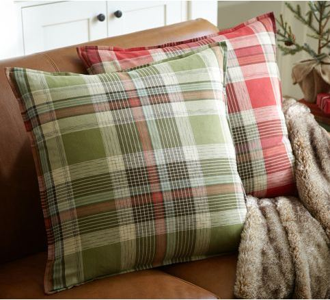 Life Illustrated Plaid Pillow Cover KnockOffs Awesome Tartan Pillow Covers