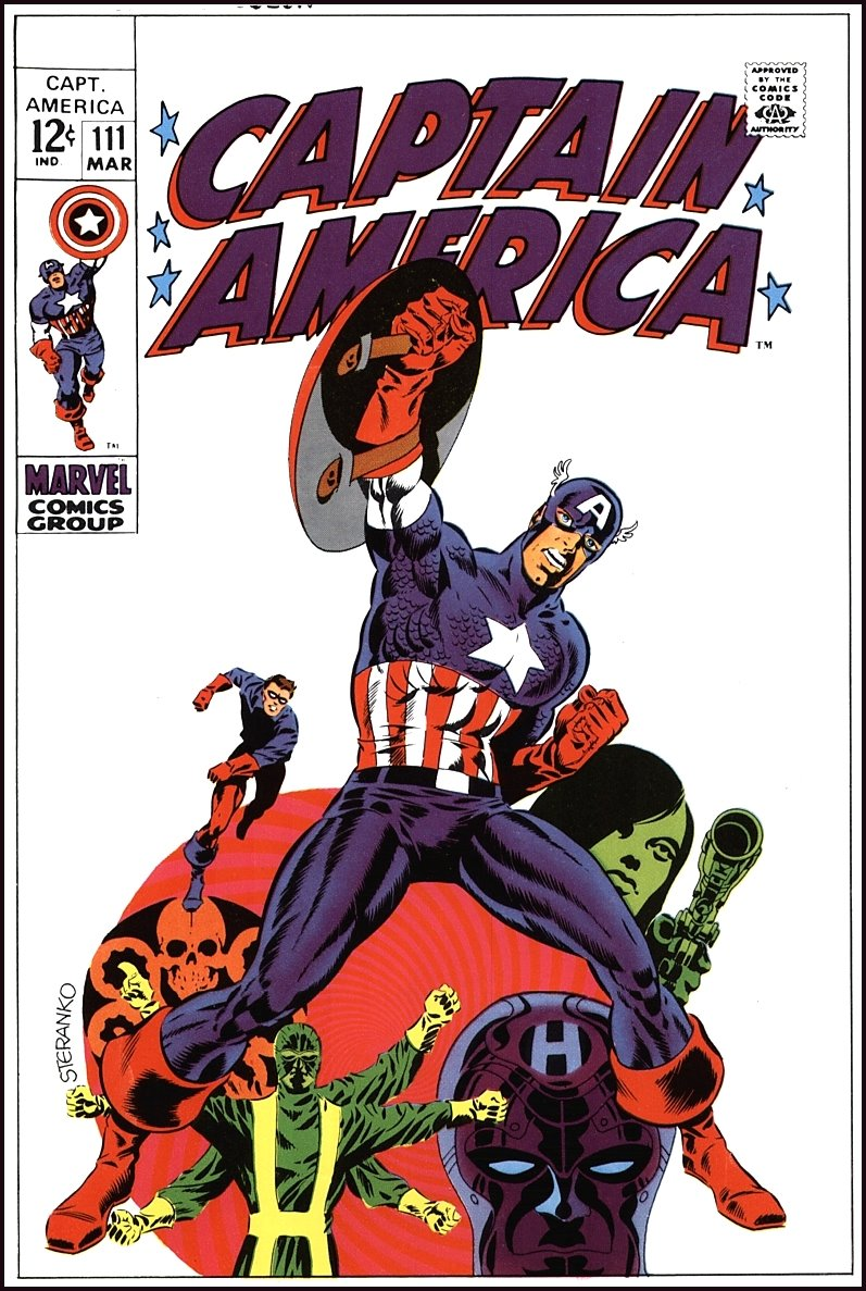 captain america comics 1 pdf