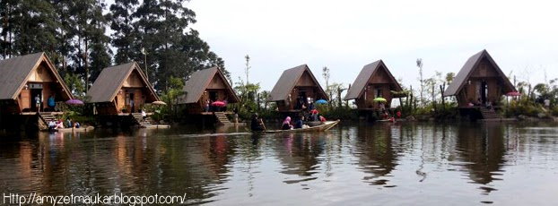 Dayang Sumbi Dusun Bambu, Family Leisure Park. Wisata Bandung Jawa Barat