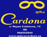 OPTICA CARDONA