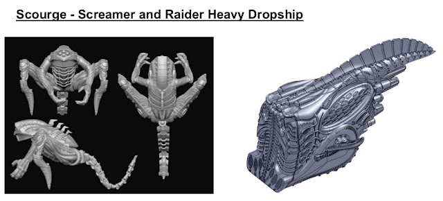 New Dropzone Commander Models Revealed!