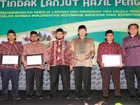 Laporan Gratifikasi Berbuah PPG Award