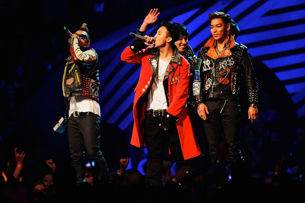 MTV Southeast Asia Big Bang Specials