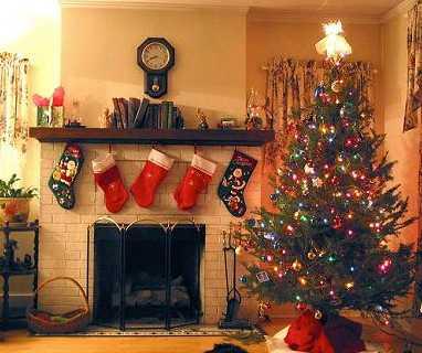 Calcetines y medias de Navidad