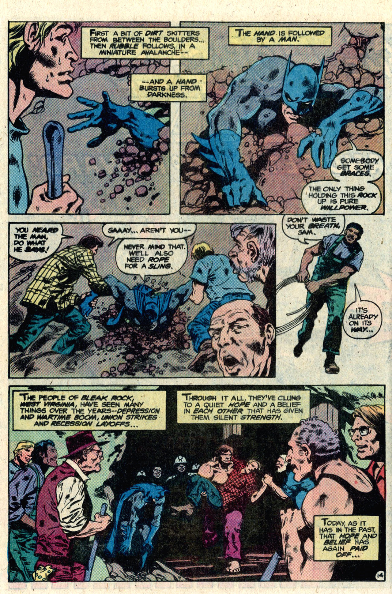 Detective Comics (1937) Issue #499 Page 19