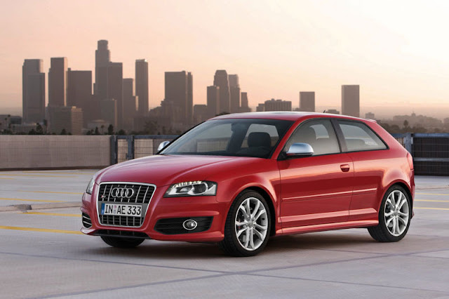 2013 Audi S3 Red Exterior