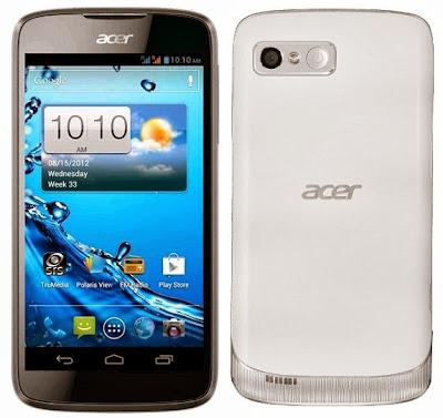 Harga dan Spesifikasi Acer Liquid Z110
