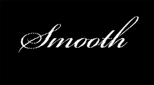 Create Smooth text Effect In Photoshop