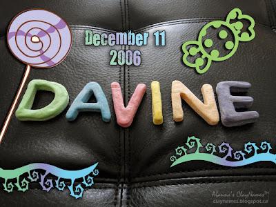 Davine December 11 2006