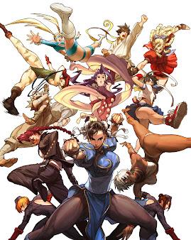 #21 Street Fighter Wallpaper