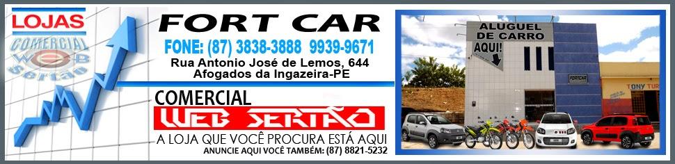 FORT CAR LOCAÇÕES DE VEÍCULOS