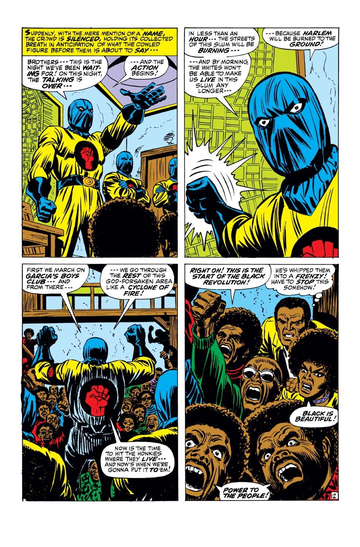 Captain America (1968) Issue #143 #57 - English 13