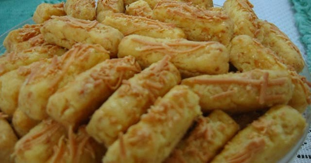 Resep dan Cara Membuat Kue Keju / Kastengel ~ Dianacakes