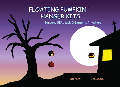 Floating Pumpkin Hanger Kits
