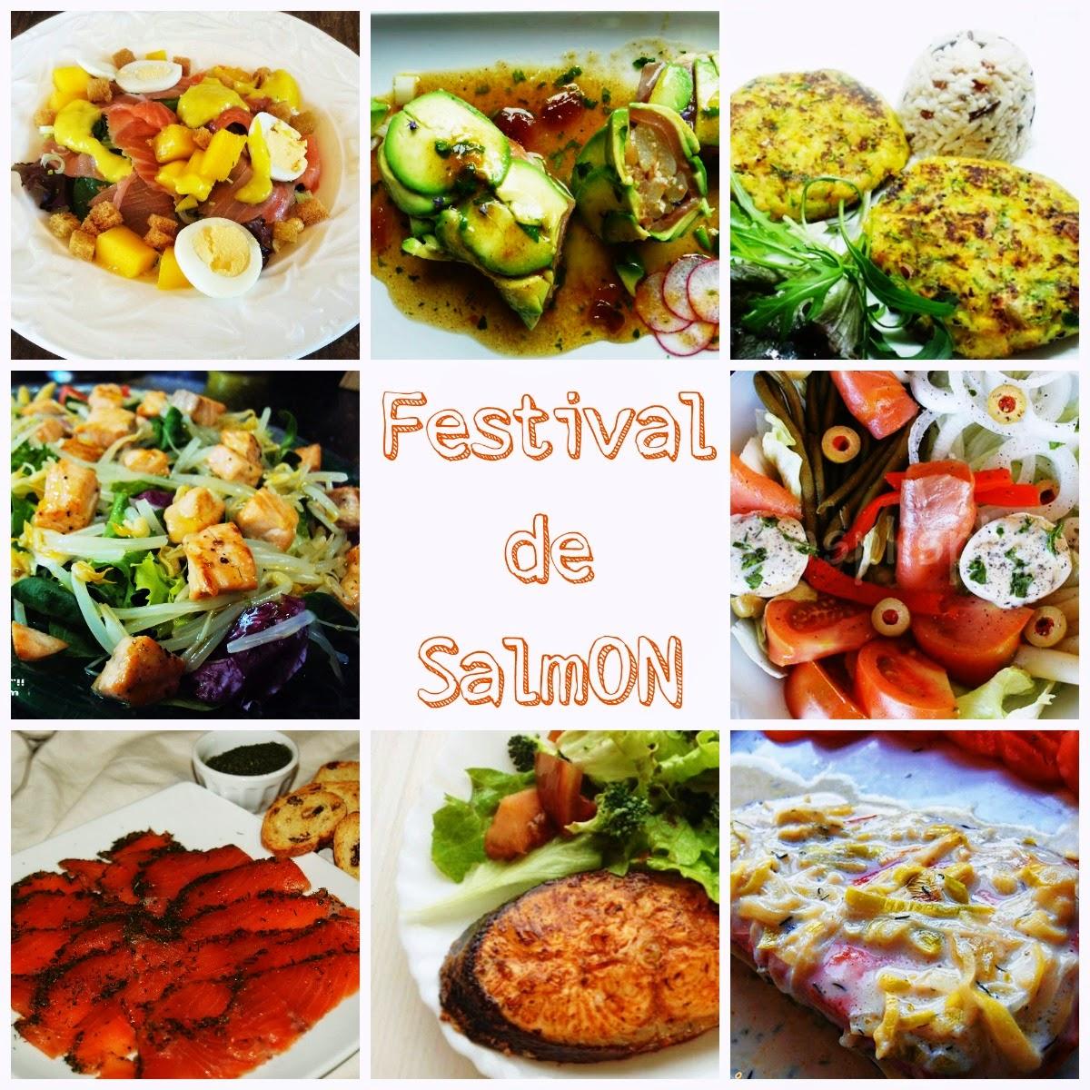 Festival De Salmón