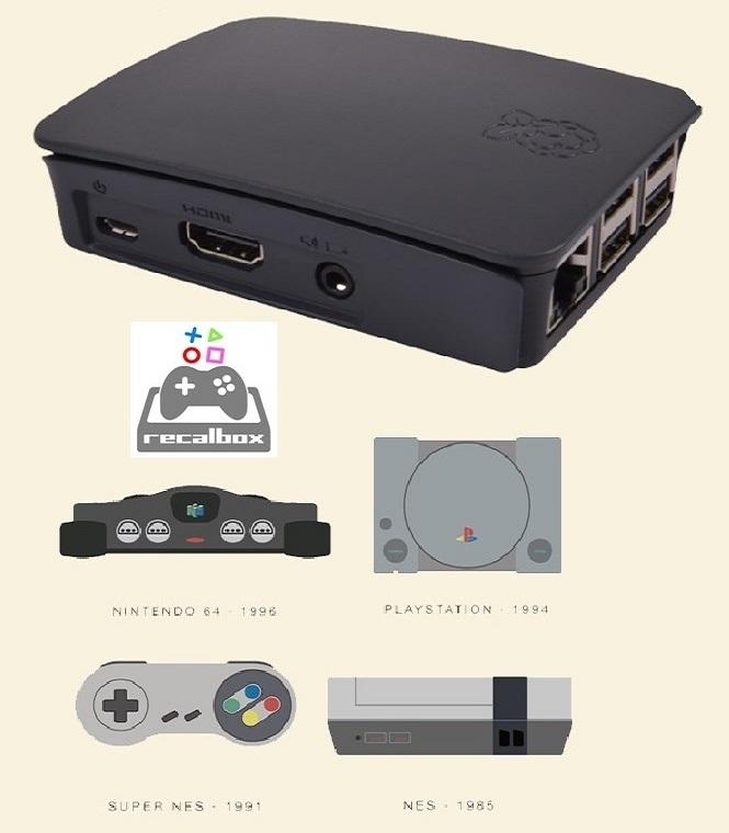 Micro Consola Retro[TENDENCIA]