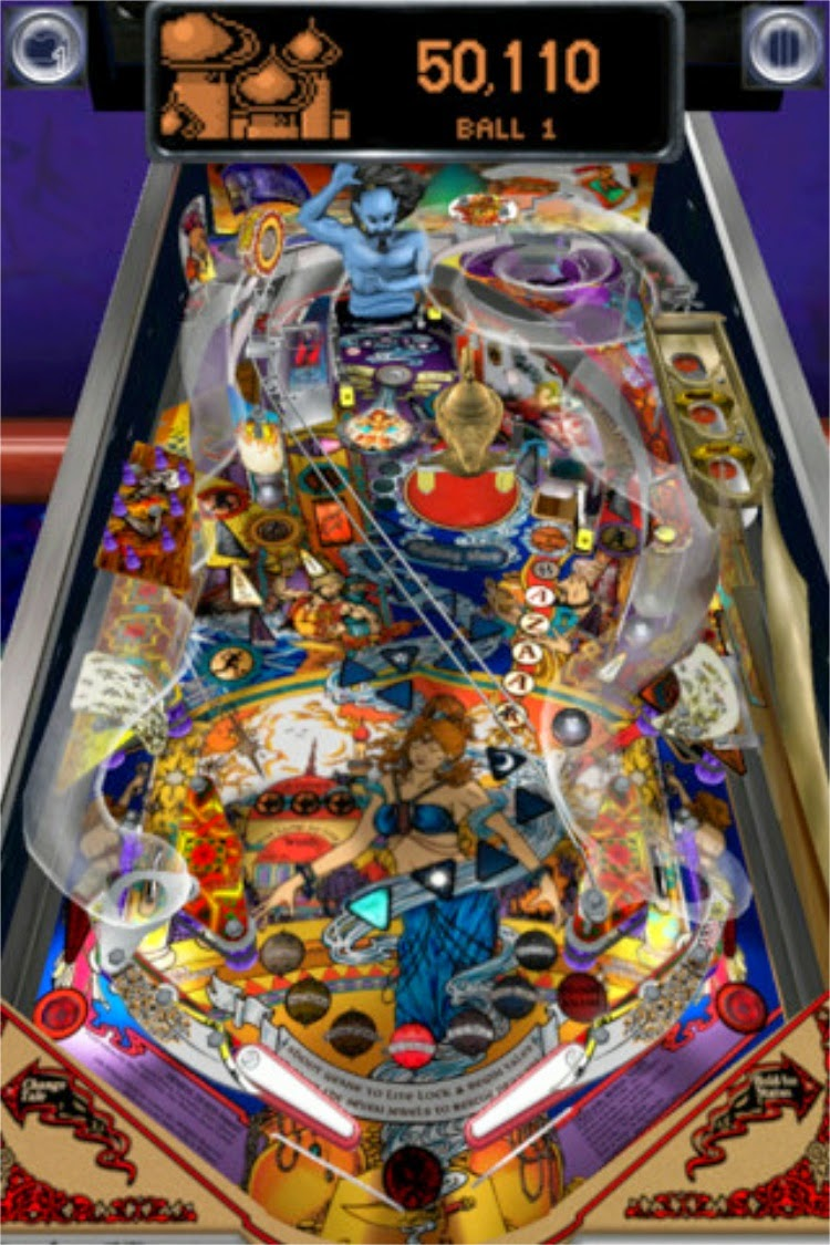 تحميل لعبة بن بول للايفون Pinball Arcade