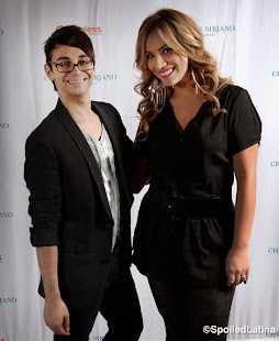 Designer Christian Siriano is Spoiled