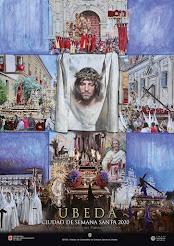 Cartel Semana Santa Úbeda 2.020