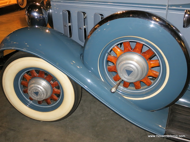 HOVER MOTOR COMPANY: Potato chips and untouched classics at the Auto ...