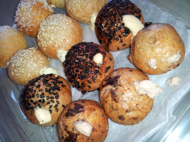 the history of the bagel balls of the oleksak and the growing business of bantam bagel