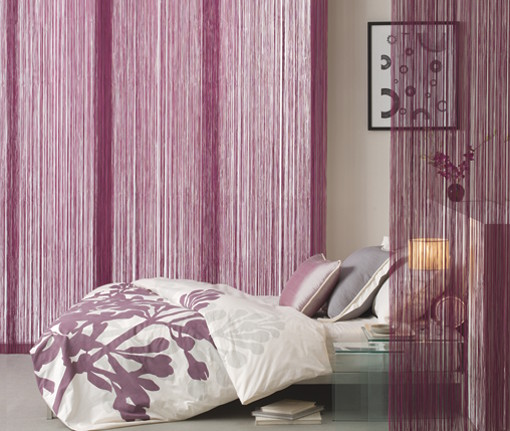Modern furniture modern bedroom curtains design ideas for Curtains and drapes for bedroom ideas