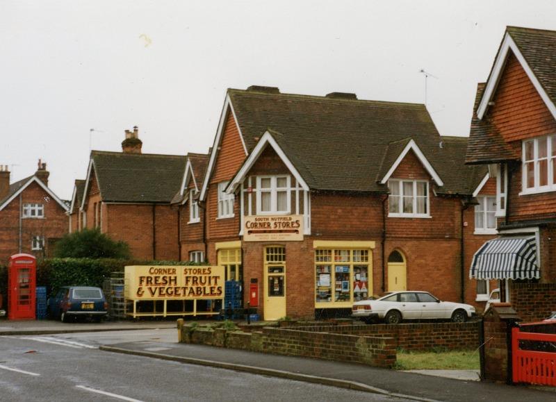 Corner Stores 1980