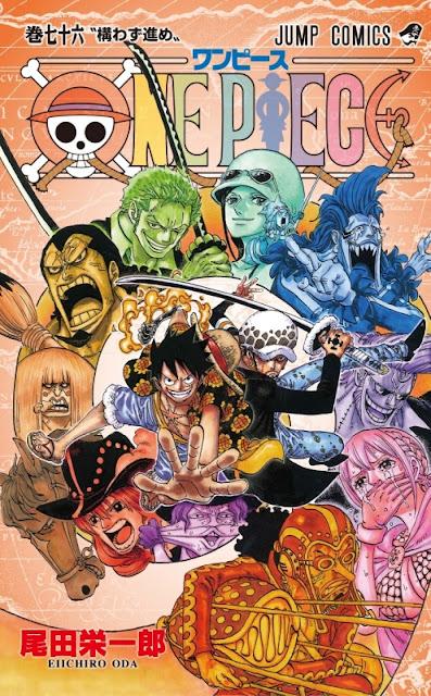 76 tom One Piece