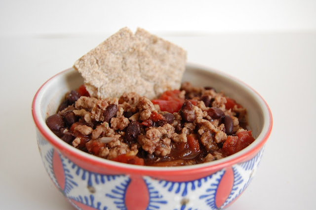 Simple and Easy Turkey Chili Recipe
