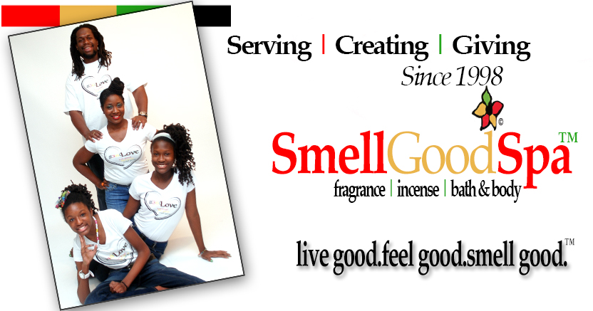Smell Good Spa™ Blog