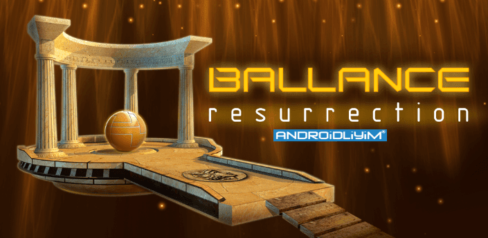 Ballance Resurrection Pro APK DATA