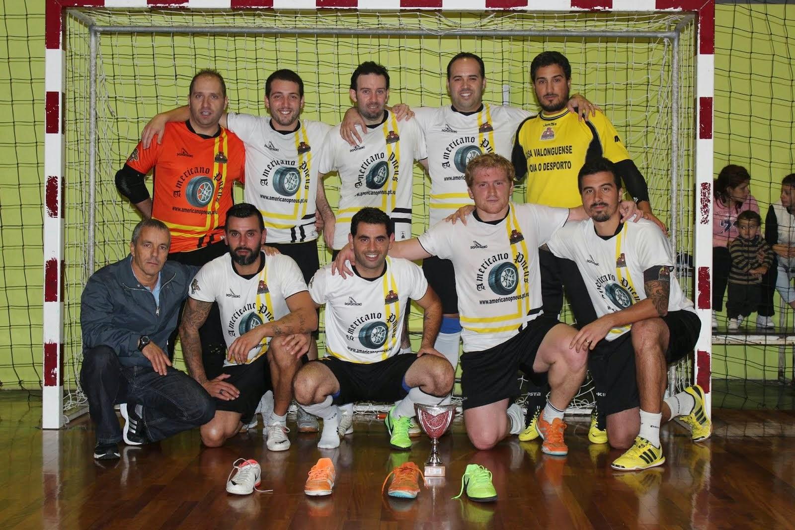 CAMPEÃO da 3ª Super Liga Masterfoot