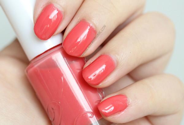 Etude House nail polish OR202 - Grapefruit syrup