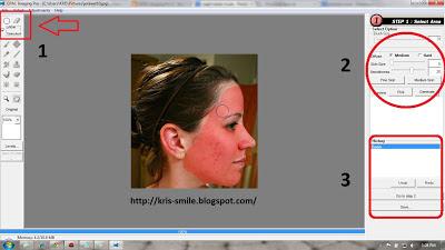 Penggunaan CPAC IMAGING PRO1