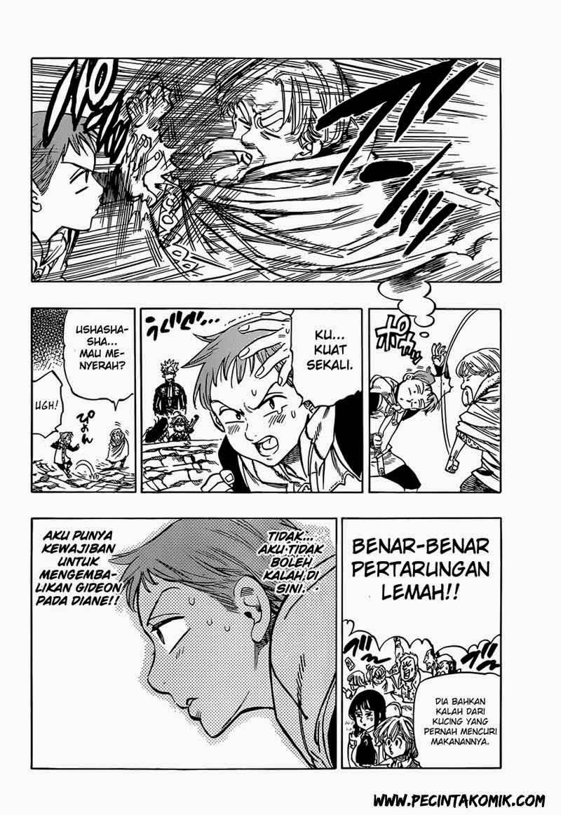 Nanatsu No Taizai Chapter 33-23