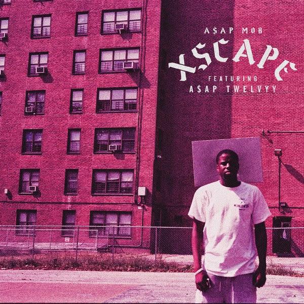 A$AP Mob - Xscape (feat. A$AP Twelvyy) - Single Cover