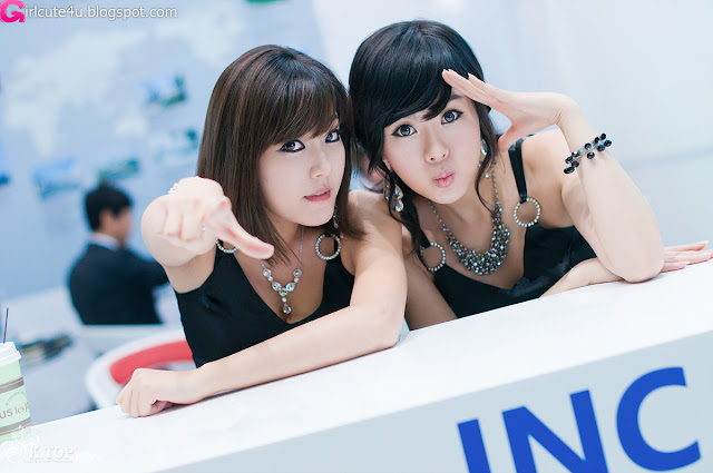 1 Hwang Mi Hee - KES 2011-very cute asian girl-girlcute4u.blogspot.com