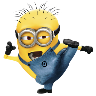 Gambar Animasi Minion Despicable Me 1