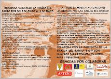 Programa XVIII FIESTA DEL BARRO